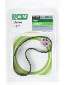ALM Drive Belt To fit Qualcast & Bosch - Punch, Cylinder, Electric and Atco Windsor