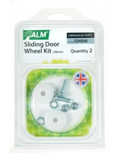 ALM Sliding Door Wheel Kit Pack of 2