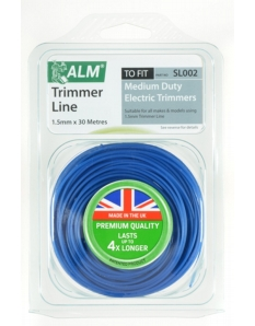 ALM Trimmer Line - Blue 1.5mm x 30m