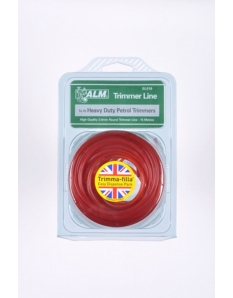 ALM Trimmer Line - Red 3.0mm x 15m