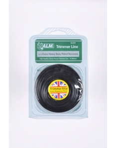 ALM Trimmer Line -  Black 3.5mm x 15m