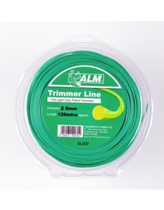 ALM Trimmer Line - Green 2.0mm x 1/2kg approx 122m