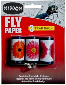 Nippon Fly Papers Pack 3