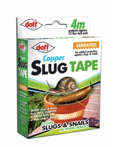 Doff Slug/Snail Adhesve Copper Tape 4m