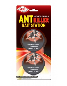 Doff Ant Bait Station 2 Pack