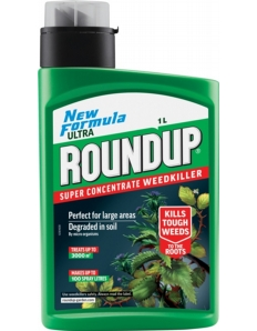 Roundup Ultra Weedkiller 1L