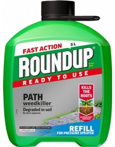 Roundup Path & Drive Refill 5L