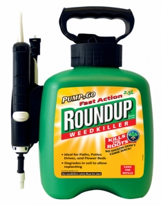 Roundup Fast Action Pump N Go 2.5L