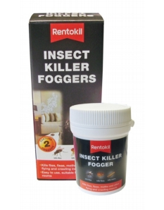 Rentokil Insect Killer Foggers Twin Pack