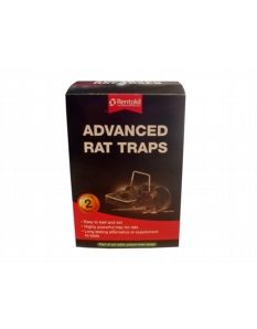 Rentokil Advanced Rat Trap Twin Pack
