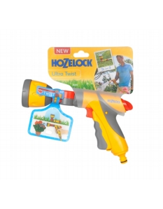 Hozelock Ultra Twist Spray Gun And Sprinkler