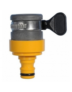 Hozelock Round Mixer Tap Connector