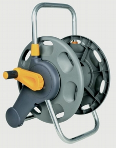 Hozelock 2 in 1 Hose Reel 60m