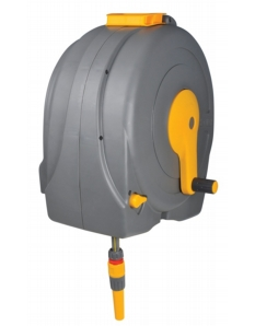 Hozelock Wall Mounted Fast Reel 40m