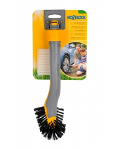 Hozelock Wheel Brush Car Brush