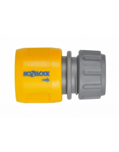 Hozelock Hose End Connector Suitable for 12.5 - 15mm (1/2