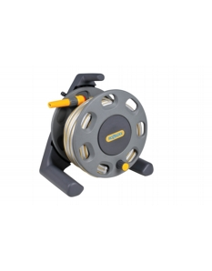 Hozelock Freestanding Compact Hose Reel With 25m Hose Reel