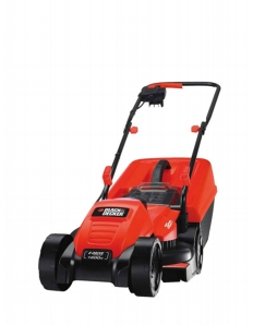 Black & Decker 1200w Rotary Mower 32cm