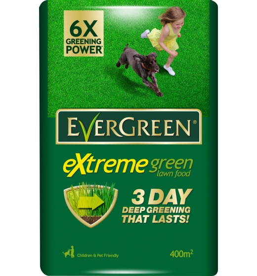 Miracle-Gro Evergreen Fast Green 400m2 Bag | 326462