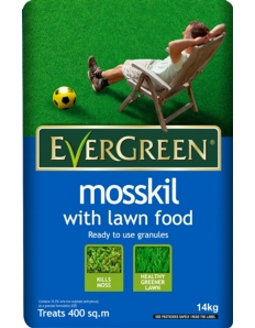 Miracle-Gro Mosskill With Lawn Food 400m2
