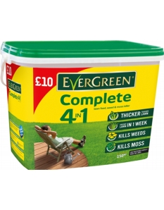 Miracle-Gro Evergreen Complete 4 In 1 Tub 150m2