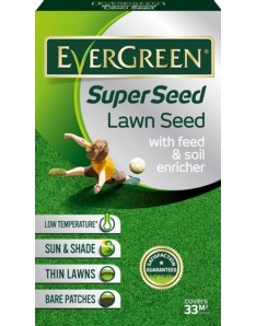 Miracle-Gro Evergreen Super Seed 33m2 1kg