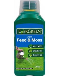 Miracle-Gro Evergreen Liquid Feed & Moss 1L