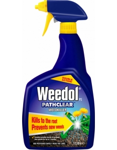 Weedol Pathclear Weedkiller 1L
