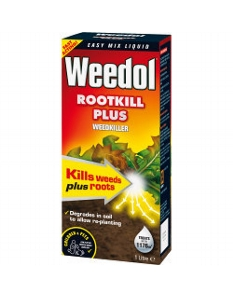 Weedol Rootkill Plus Concentrate 1L