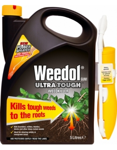 Weedol Ultra Tough Weedkiller 5L Power Spray