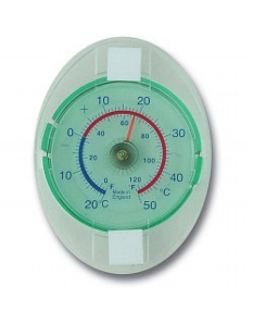 Brannan Dial Thermometer Window