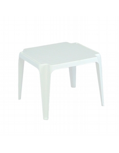 SupaGarden Plastic Childs Table White