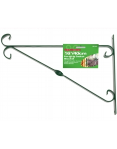 SupaGarden Hanging Basket Bracket 40cm/16