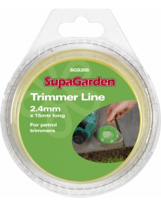 SupaGarden Trimmer Line 15m x 2.4mm