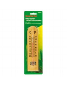 Ambassador Wooden Thermometer 8'' (20cm)