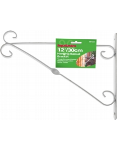 SupaGarden Hanging Basket Bracket 30cm/12