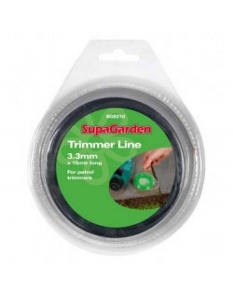 SupaGarden Trimmer Line 3.3mm x 13.72m