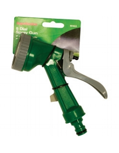 SupaGarden Spray Gun 5 Dial