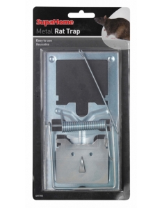 SupaHome Metal Rat Trap