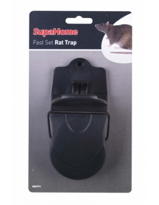 SupaHome Fast Set Rat Trap