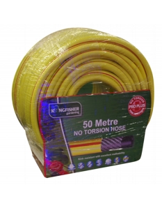 Kingfisher Professional Plus Yellow Garden Hose 50m