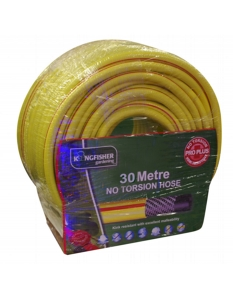 Kingfisher Professional Plus Yellow Garden Hose 30m