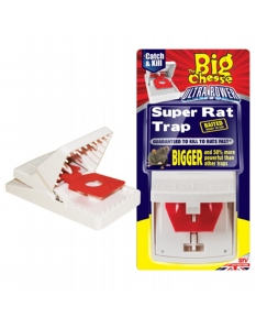 The Big Cheese Ultra Power Super Rat Trap XL