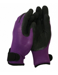 Town & Country Weedmaster Plus Gloves Plum Medium