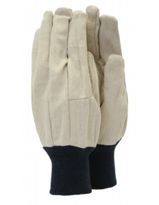 Town & Country Basic - Canvas Gloves Men's Size - L