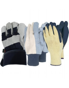 Town & Country Mens Bonus Gloves Triple Pack