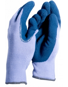 Town & Country Taskmaster Gloves Blue Mens Size - L