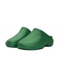 Town & Country EVA Cloggies - Green UK Size 8 - Euro Size 42