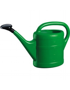 Green Wash Essential Watering Can 5L Green