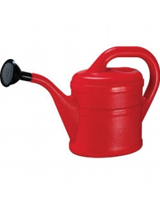 Green Wash Childrens Watering Can 1L Red